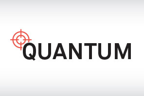 Quantum with the red Veripos target.